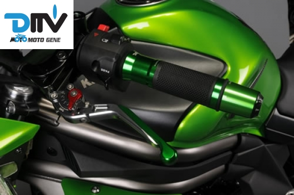 NEW ER6N 2012 grips le03 clutch lever