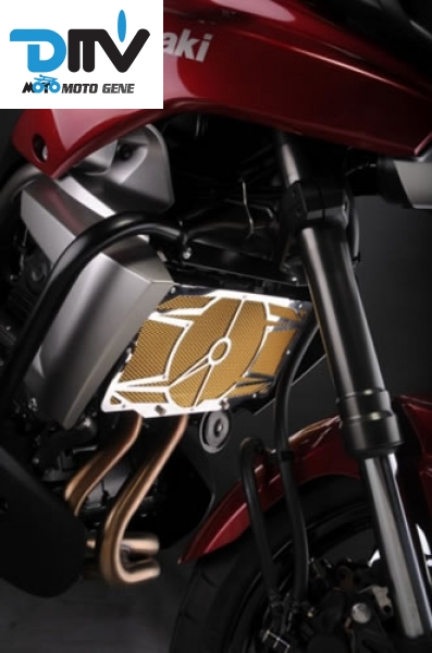 VERSYS 650 2010 12 radiator protective cover