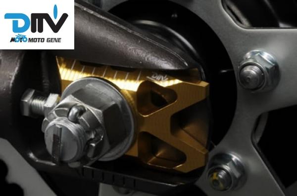 NEW ER6N 2012 chain adjuster