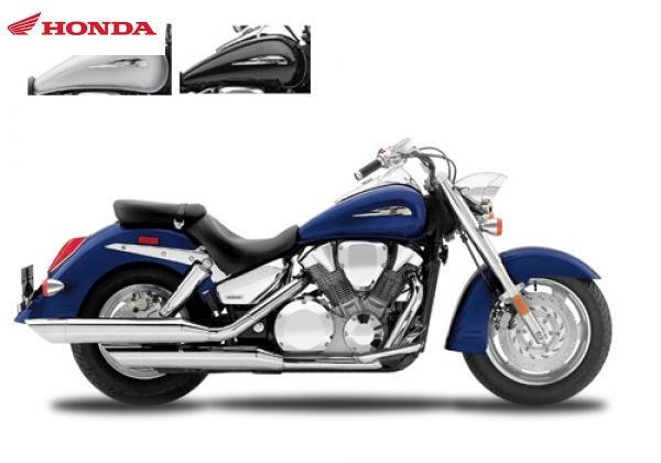 Honda VTX1300R Blue