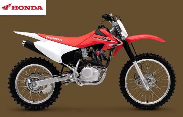 honda 2013 crf230f red