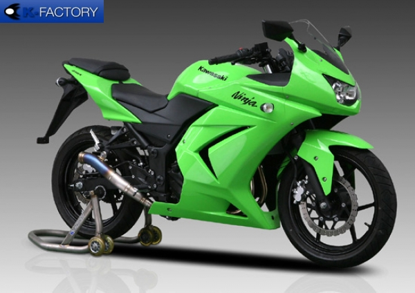 K Factory GP type Full Ninja 250R