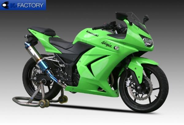 K Factory Diablo S Full Ninja 250R