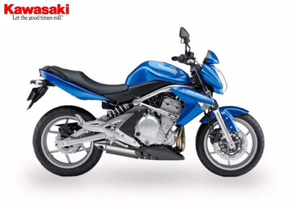 Kawasaki ER 6n ABS Blue