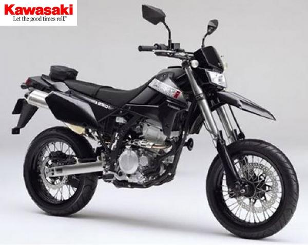 Kawasaki d trcker 150
