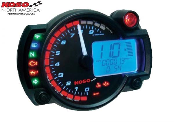 Koso RX 2N GP Styl Speedometer BA015B10