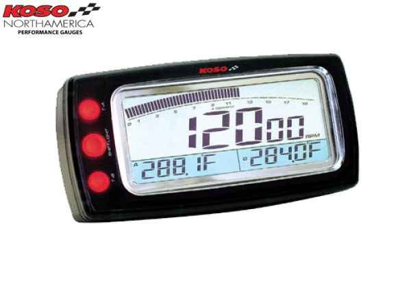 Koso G2 Revolution meter BA023W00