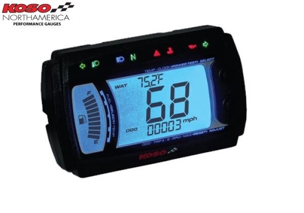 Koso XR SR Multi Function Speedometer BB017B00