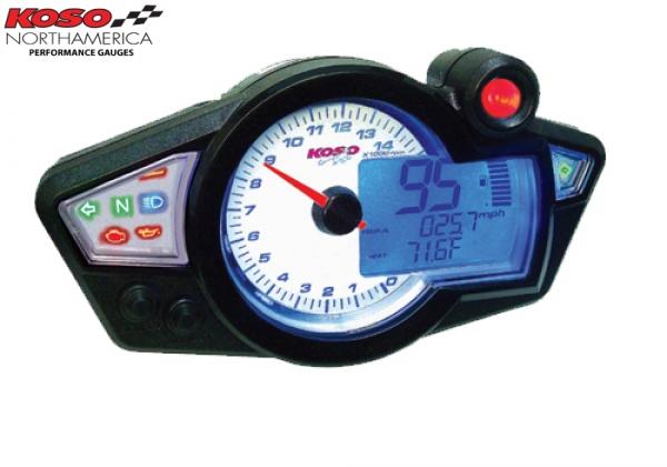 Koso RX 1N GP Style Speedometer BA011B02