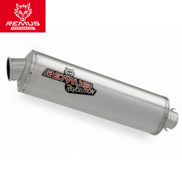 REMUS Revolution GP Titanium   334