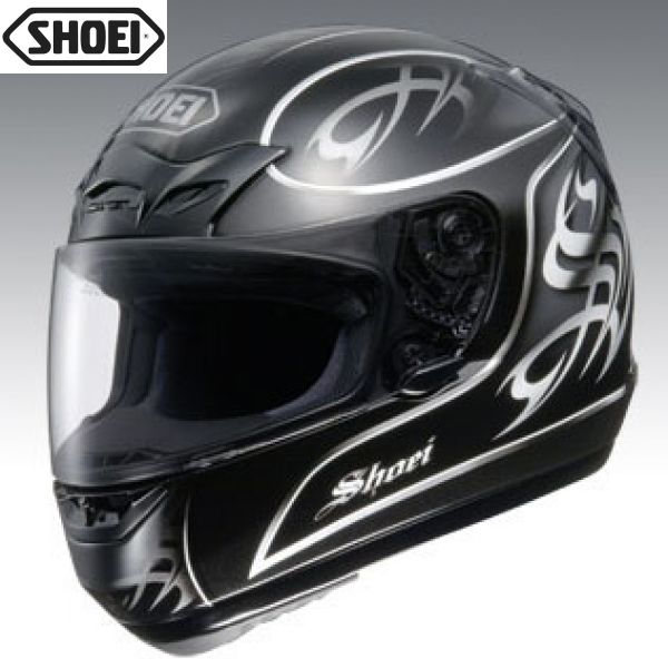 Shoei X9 Joust Black Silver