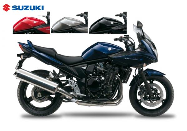 Suzuki GSF650 BANDIT ABS Blue