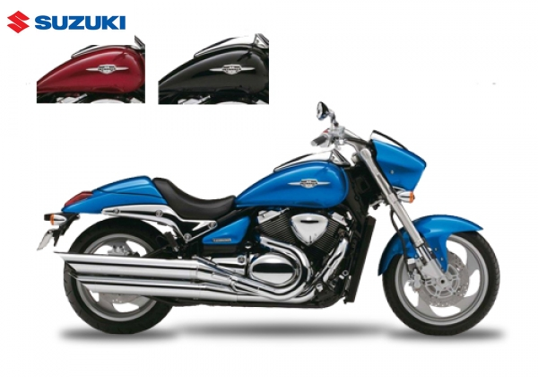 Suzuki INTRUDER M1500 Blue
