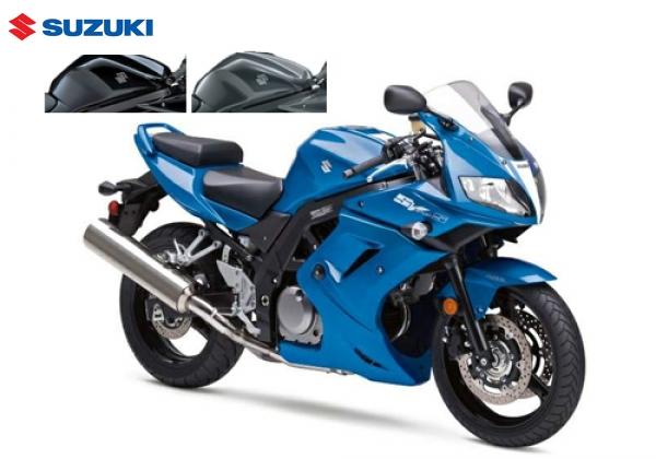 Suzuki SV 650S ABS Blue_