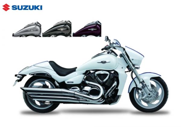 Suzuki INTRUDER M1800R White