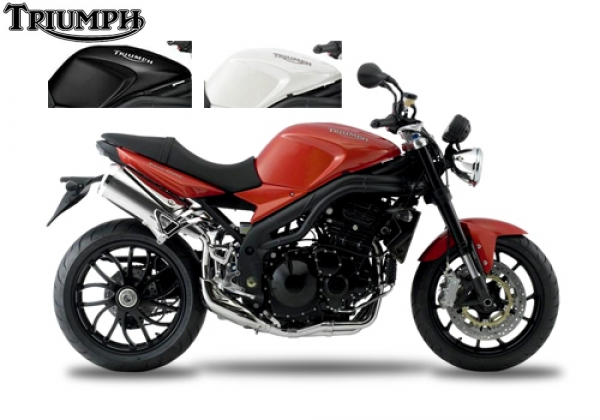 Triumph SPEED TRIPLE Red