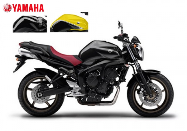 Yamaha FZ 6 S2 ABS Blck Red Seat