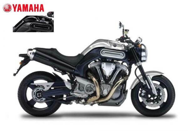 Yamaha FZ 600R Silver