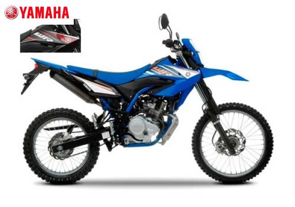 Yamaha WR 125R Blue