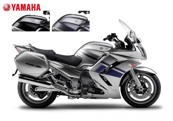 Yamaha FJR 1300A AS Grey