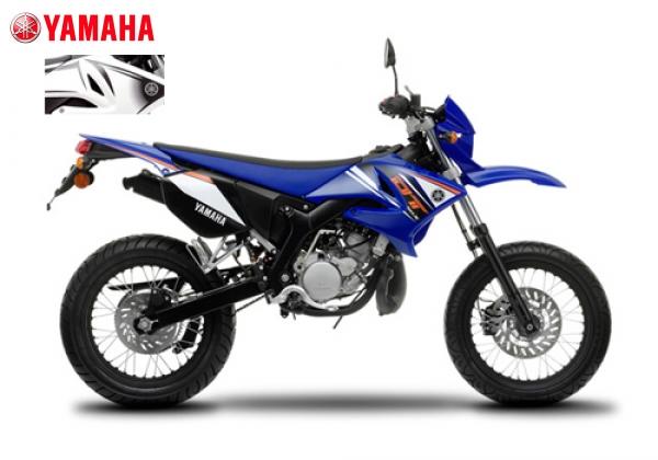 Yamaha DT50R Blck Blue
