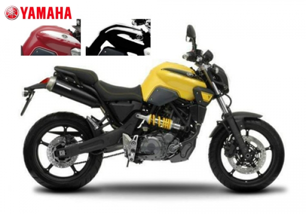 Yamaha MT 03 Yellow