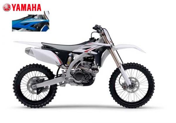 Yamaha YZ 250 F Blck
