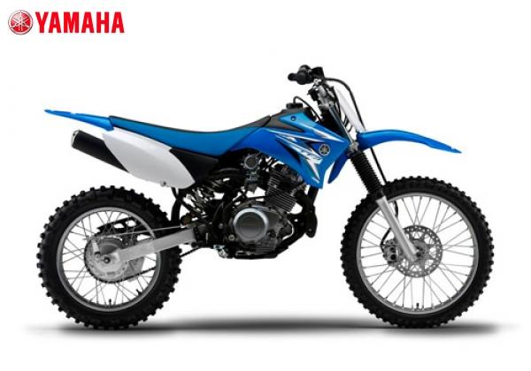 Yamaha TT R125LE Blue