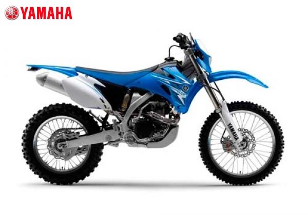 Yamaha WR 250F Blue