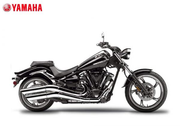 Yamaha Raiders 1900 Blck