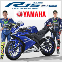 Preorder Yamaha All New R15 Versi 3 2017